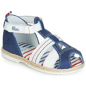 Zapatos Niños Sandalias GBB COCORIKOO Azul