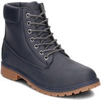 Zapatos Hombre Botas de caña baja Fila 1010145 Azul marino