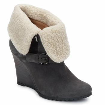 Zapatos Mujer Botines Atelier Voisin CARLA Gris