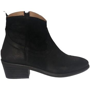 Zapatos Mujer Botines Ngy BOTTINE LEA NOIR Negro