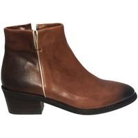 Zapatos Mujer Botines Ngy BOTTINE LIV MARRON Marrón