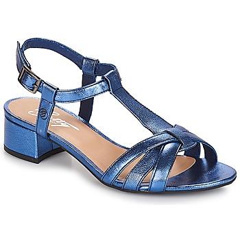 Zapatos Mujer Sandalias Betty London METISSA Azul