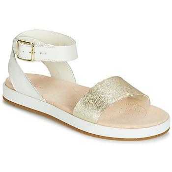 Zapatos Mujer Sandalias Clarks BOTANIC IVY Blanco