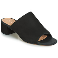 Zapatos Mujer Zuecos (Mules) Clarks ORABELLA DAISY Negro
