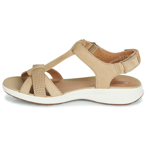 Adorn Sandalias Clarks Mujer Un Vibe Zapatos Arena 8OP0nkwX