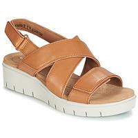 Zapatos Mujer Sandalias Clarks UN KARELY DEW Marrón