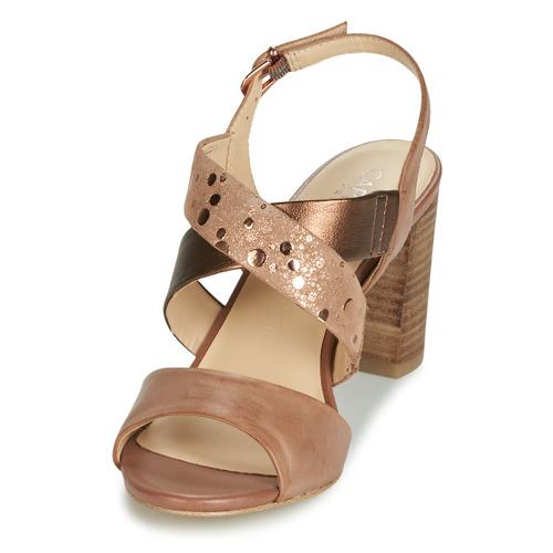 Bolao Zapatos Sandalias Mujer Caprice Marrón EH92IWDY