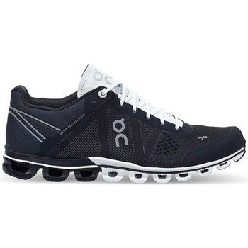 Zapatos Zapatillas bajas On Running ONFLOW BLACK WHITE Negro