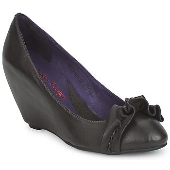 Zapatos Mujer Zapatos de tacón Couleur Pourpre BRIGITTE Gris