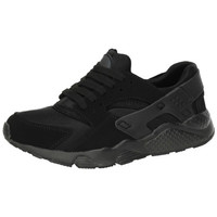Zapatos Mujer Zapatillas bajas Demax Deportivos negros Negro