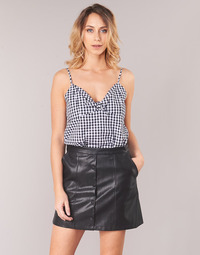 textil Mujer Tops / Blusas Moony Mood KALILI Negro / Blanco