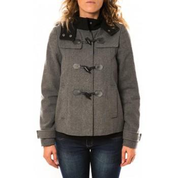 textil Mujer Abrigos Vero Moda Dana Short Jacket 10114485 Anthracite Gris