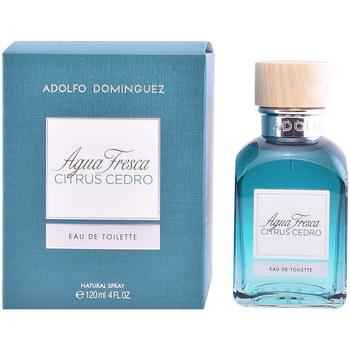 Belleza Agua de Colonia Adolfo Dominguez Agua Fresca Citrus Cedro Edt Vaporizador  120 ml