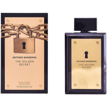 Belleza Hombre Agua de Colonia Antonio Banderas The Golden Secret Edt Vaporizador  200 ml