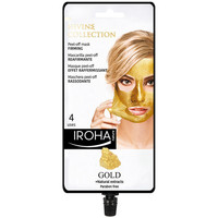 Belleza Mujer Mascarillas & exfoliantes Iroha Nature Gold Peel-off Firming Mask  4 uses