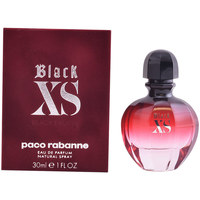 Belleza Mujer Perfume Paco Rabanne Black Xs For Her Edp Vaporizador  30 ml