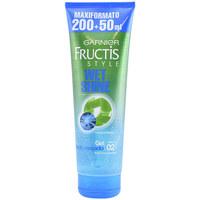 Belleza Acondicionador Garnier Fructis Style Wet Shine Gel Efecto Mojado  250 ml