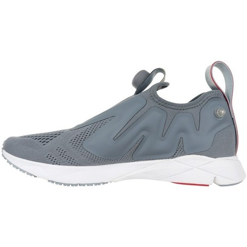 Zapatos Hombre Running / trail Reebok Sport Pump Supreme Engine Blanco,Grises