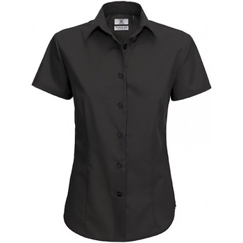 textil Mujer Camisas B And C SWP64 Negro