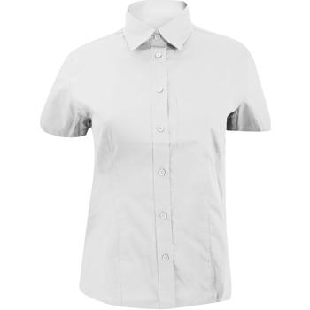 textil Mujer Camisas Kustom Kit KK719 Blanco