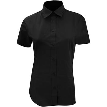 textil Mujer Camisas Kustom Kit KK728 Negro