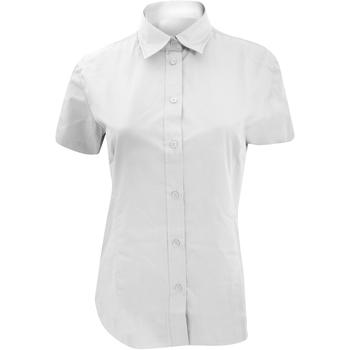 textil Mujer Camisas Kustom Kit KK728 Blanco