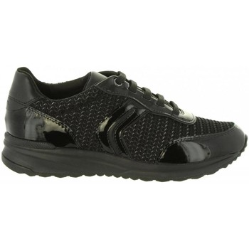 Zapatos Mujer Zapatillas bajas Geox D842SA 0AS66 D AIRELL Negro