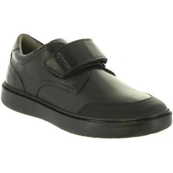 Zapatos Niño Mocasín Geox J847SI 00043 J RIDDOCK Negro