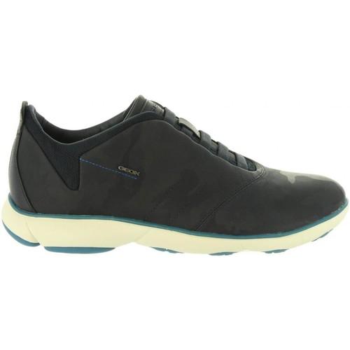 Zapatos Hombre Zapatillas bajas Geox U62D7F 000VD U NEBULA Azul