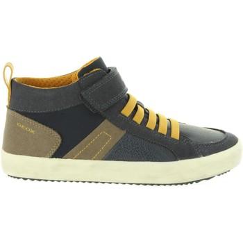 Zapatos Niños Zapatillas altas Geox J842CG 054AU J ALONISSO Azul