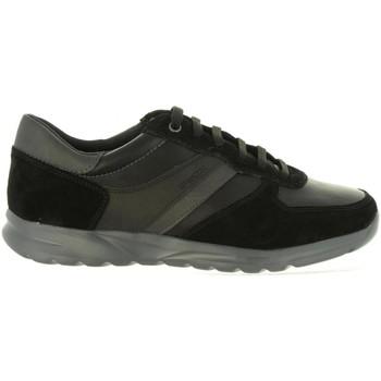 Zapatos Hombre Zapatillas bajas Geox U840HB 0ME22 U DAMIAN Negro