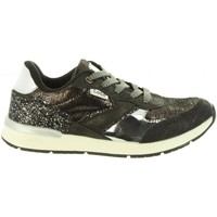 Zapatos Niña Zapatillas bajas Lois Jeans 83899 Negro