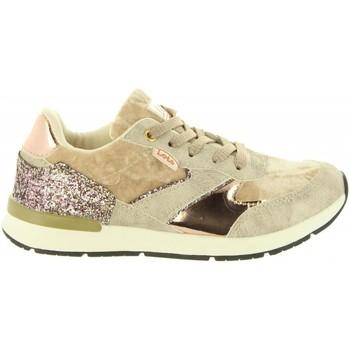 Zapatos Niña Zapatillas bajas Lois Jeans 83899 Beige