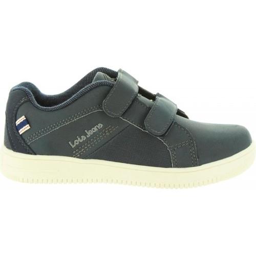 Zapatos Niño Zapatillas bajas Lois 83879 Azul