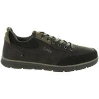 Zapatos Hombre Zapatillas bajas Lois Jeans 84720 Negro