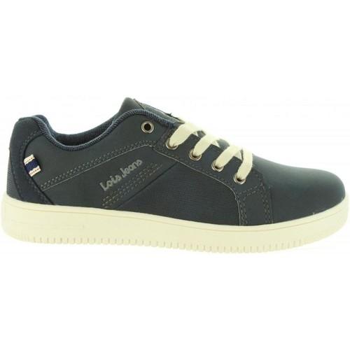 Zapatos Niña Zapatillas bajas Lois 83869 Azul