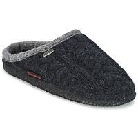 Zapatos Hombre Pantuflas Giesswein NEUDAU Marino