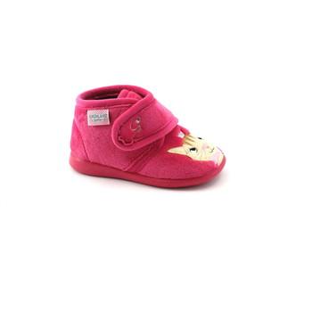 Zapatos Niños Pantuflas Grunland GRU-I18-PA1051-FU Rosa