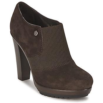 Zapatos Mujer Low boots Alberto Gozzi SOFTY MEDRA Marrón
