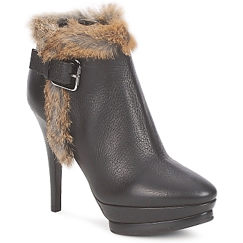 Zapatos Mujer Botines Alberto Gozzi BOTERO GADRO Negro