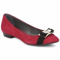 Zapatos Mujer Bailarinas-manoletinas Alberto Gozzi CAMOSCIO RUBINO Rosado