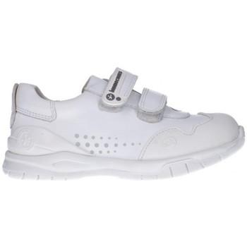 Zapatos Niña Zapatillas bajas Biomecanics 182195 Niña Blanco blanc