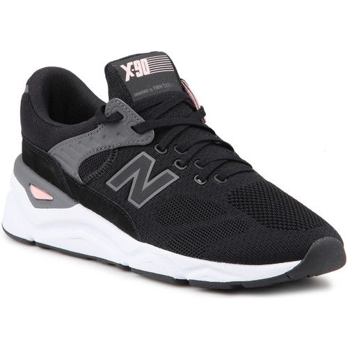 Zapatos Hombre Zapatillas bajas New Balance MSX90HTC negro