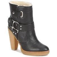 Zapatos Mujer Botines Belle by Sigerson Morrison ZUMA Negro