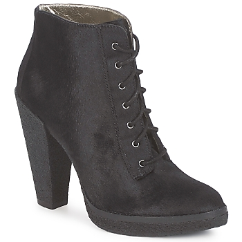 Zapatos Mujer Botines Belle by Sigerson Morrison HAIRCALF Negro