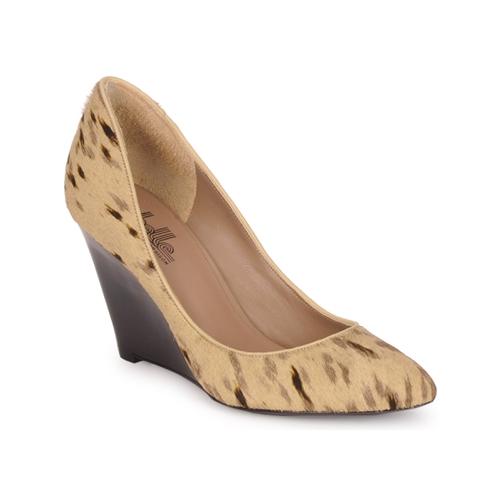 Zapatos Mujer Zapatos de tacón Belle by Sigerson Morrison HAIRMIL Beige / Negro