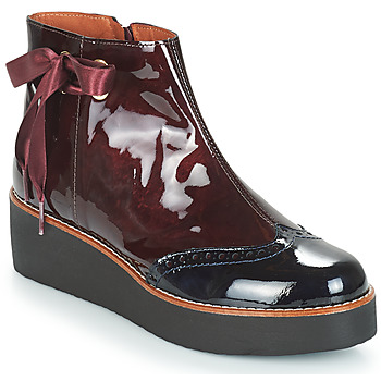 Zapatos Mujer Botas de caña baja Fericelli JANDICI Burdeo