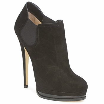 Zapatos Mujer Low boots Casadei 8532G157 Negro