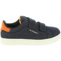 Zapatos Niña Zapatillas bajas Kappa 3032FD0 PALAVELA Azul