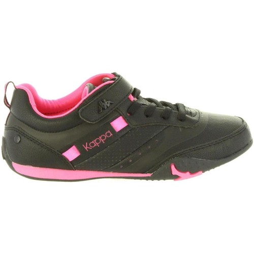 Zapatos Niña Zapatillas bajas Kappa 303TZM0 SARABI Negro